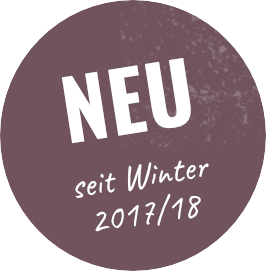NEU ab Winter 2017/18