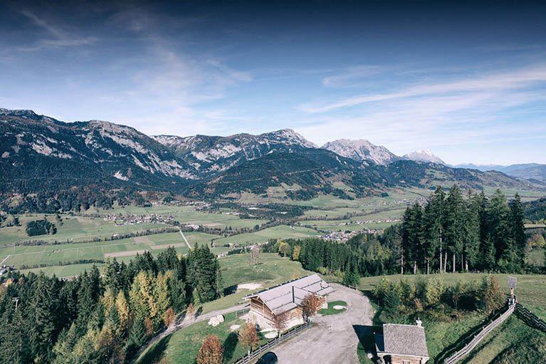 Almhütte am Hauser Kaibling, Region Schladming-Dachstein