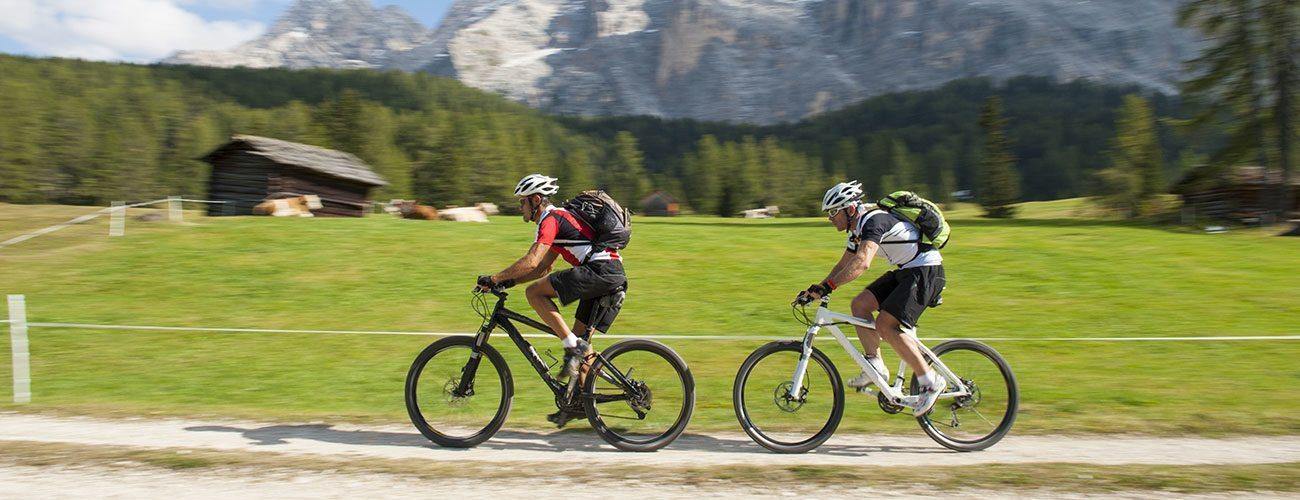 Mountainbiken - Sommerurlaub in der Urlaubsregion Schladming-Dachstein, Steiermark