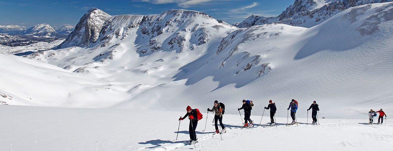 Skitouren in der Urlaubsregion Schladming-Dachstein