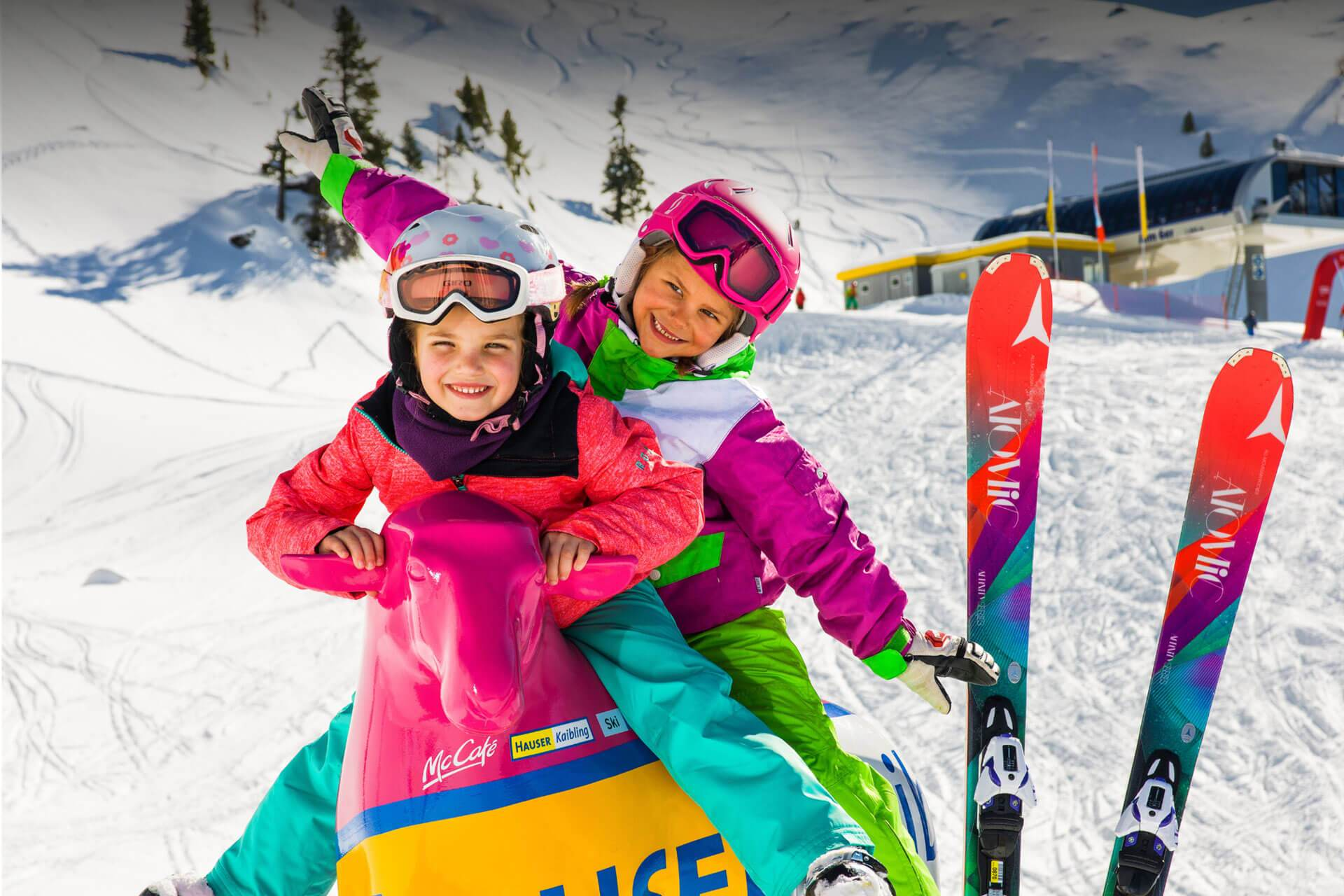 Skiurlaub am Hauser Kaibling, Steiermark