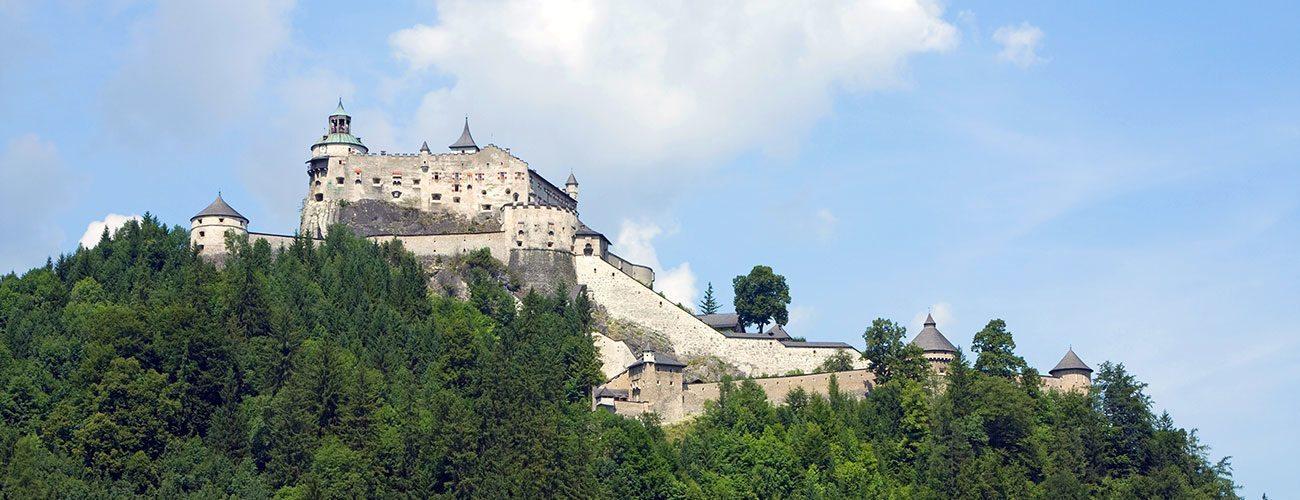 Tagesausflug - Festung Hohenwerfen