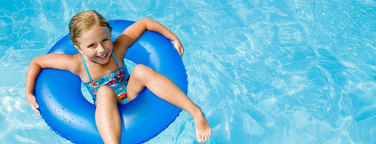 Tagesausflug - Schwimmbäder