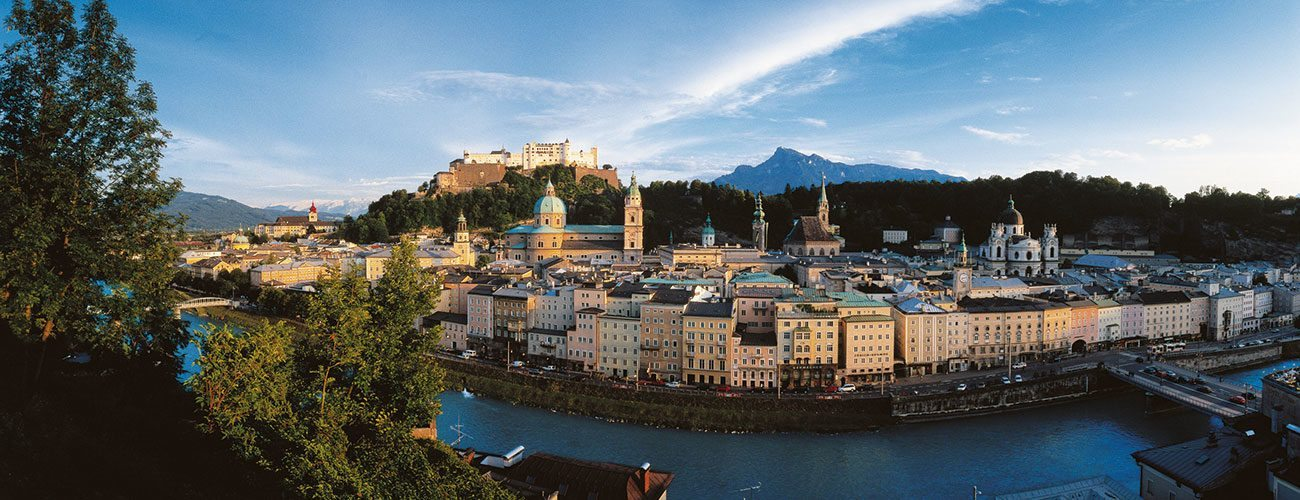 Tagesausflug - Stadt Salzburg