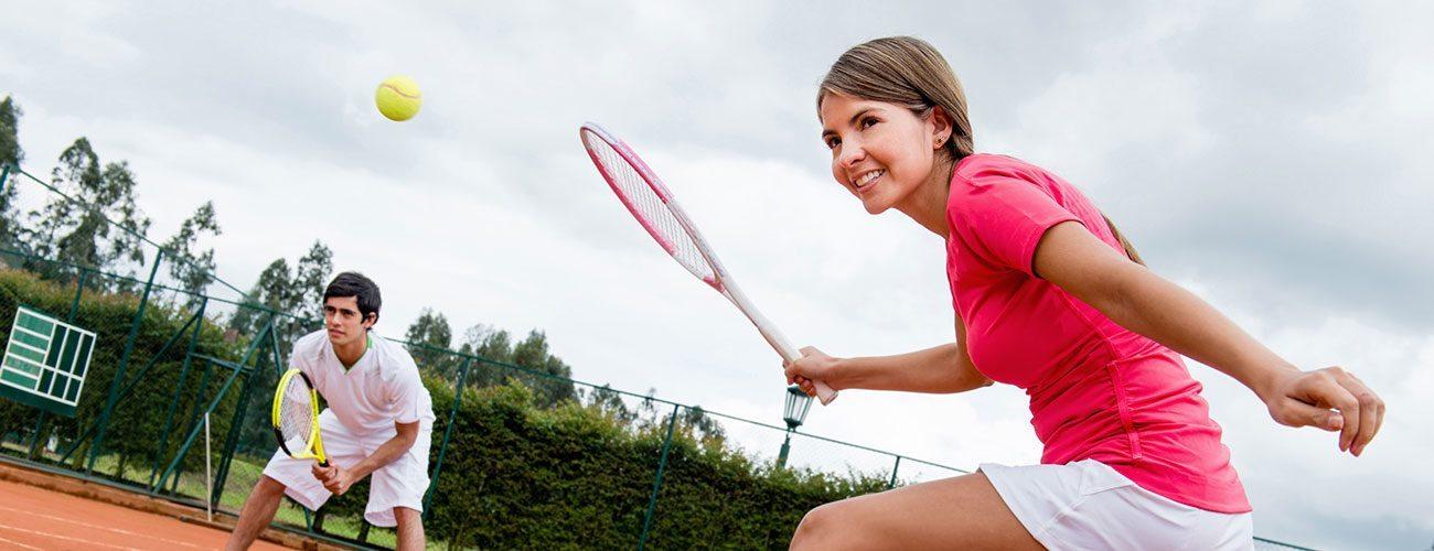 Tennis - Sommerurlaub in der Urlaubsregion Schladming-Dachstein, Steiermark