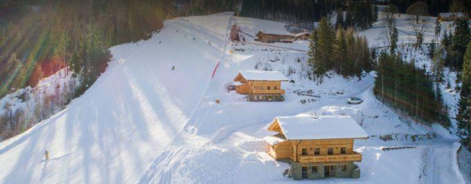 Traumlage am Hauser Kaibling - Almhütten in der Steiermark